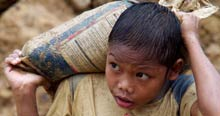 Child Labor, a project for Our World Kids